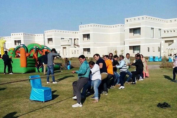 team building in jaipur